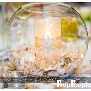Glass Sphere Vase